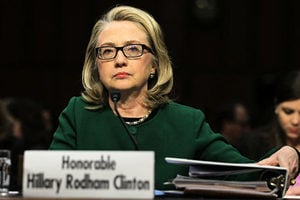 多數美國人盼希拉莉被起訴
