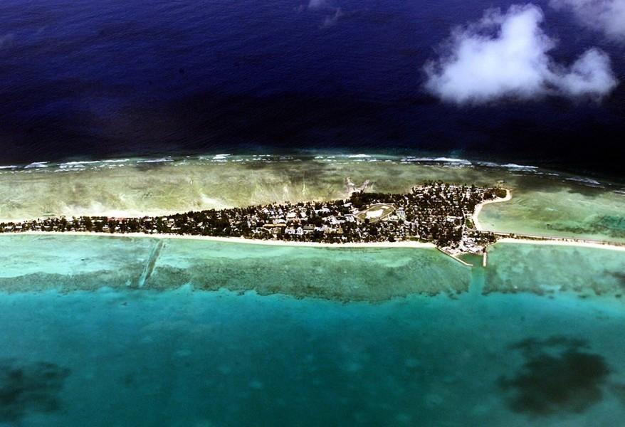 中共被曝擬恢復太平洋小島戰略機場