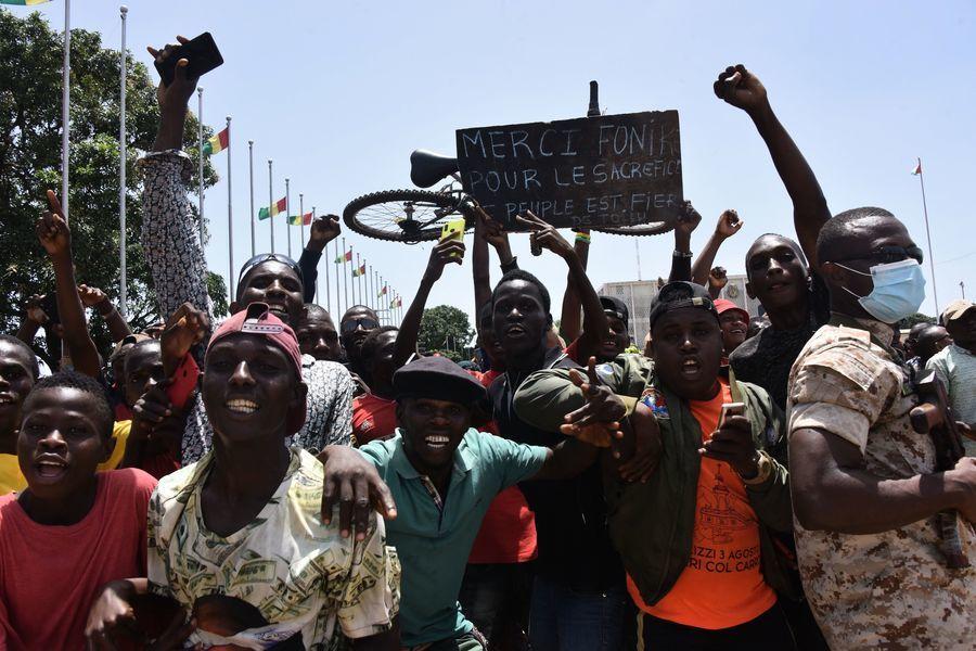 分析:畿內亞政變 衝擊中共在西非布局