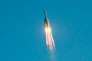 長征火箭失控墜落 專家擔憂恐釀禍