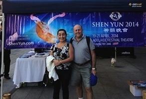 澳洲西人:李洪志大師把光明帶給世界