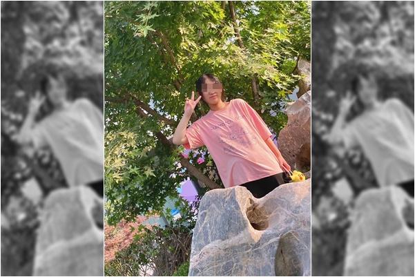 河南12歲女孩李博藝於8月10日晚接種新冠疫苗後,急發重症離世。(蔣艷紅提供)