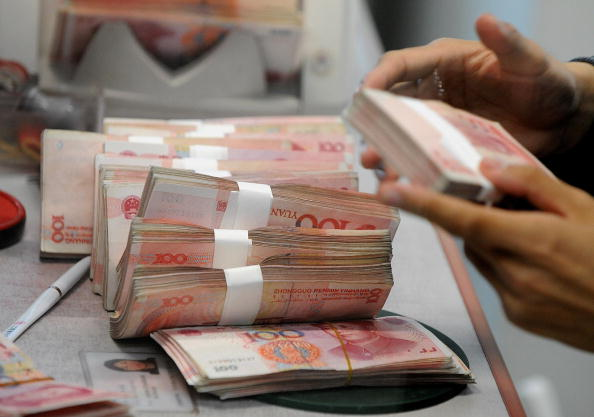 中國信貸收緊?影子銀行融資創四年最大降幅
