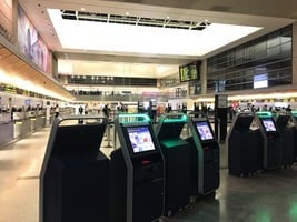 洛華裔高價改機票 搶在美禁令生效前入境