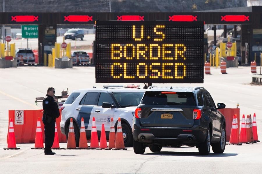 美加墨邊境6月21日前繼續實施旅行限制