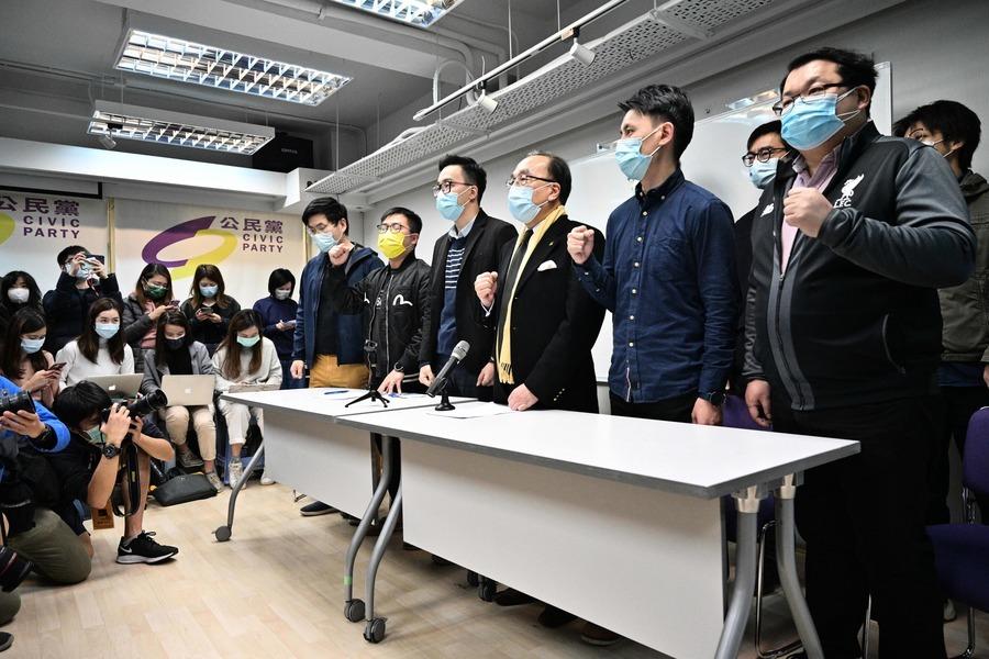 鍾原:中共迫不及待挑釁 實為新年大昏招