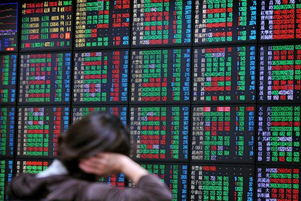 大陸A股奇葩怪事年年有,花樣百出。回顧2019年,股民「怒了」。圖為中國股市示意圖。 (AFP)