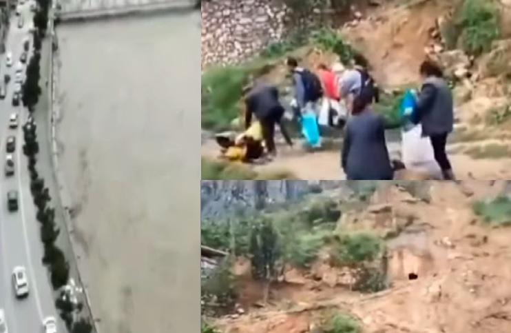 潼關將現廿年最大洪水 甘肅舟曲發一級警報