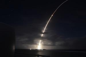 防洲際導彈襲擊 美軍成功測試升級版攔截器