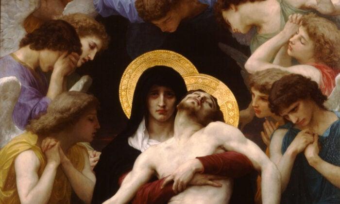 淺談西方藝術中「聖母憐子」題材的三種詮釋