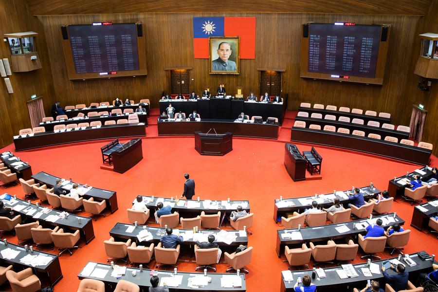 中共迫害新疆人權 台立法院推動人權問責法