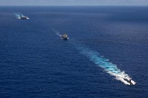 美海軍擬將攻擊潛艇打造成「頂級捕食者」