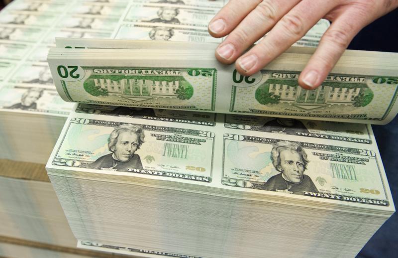 美元、美債走高受青睞 中國金融資產遭拋售