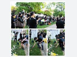 六四32|加拿大多倫多紀念六四32周年 籲結束中共暴政