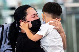 一場大逃亡 近10年61萬中國人海外尋庇護