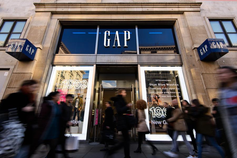 疫情持續重挫銷量 傳Gap考慮出售中國業務