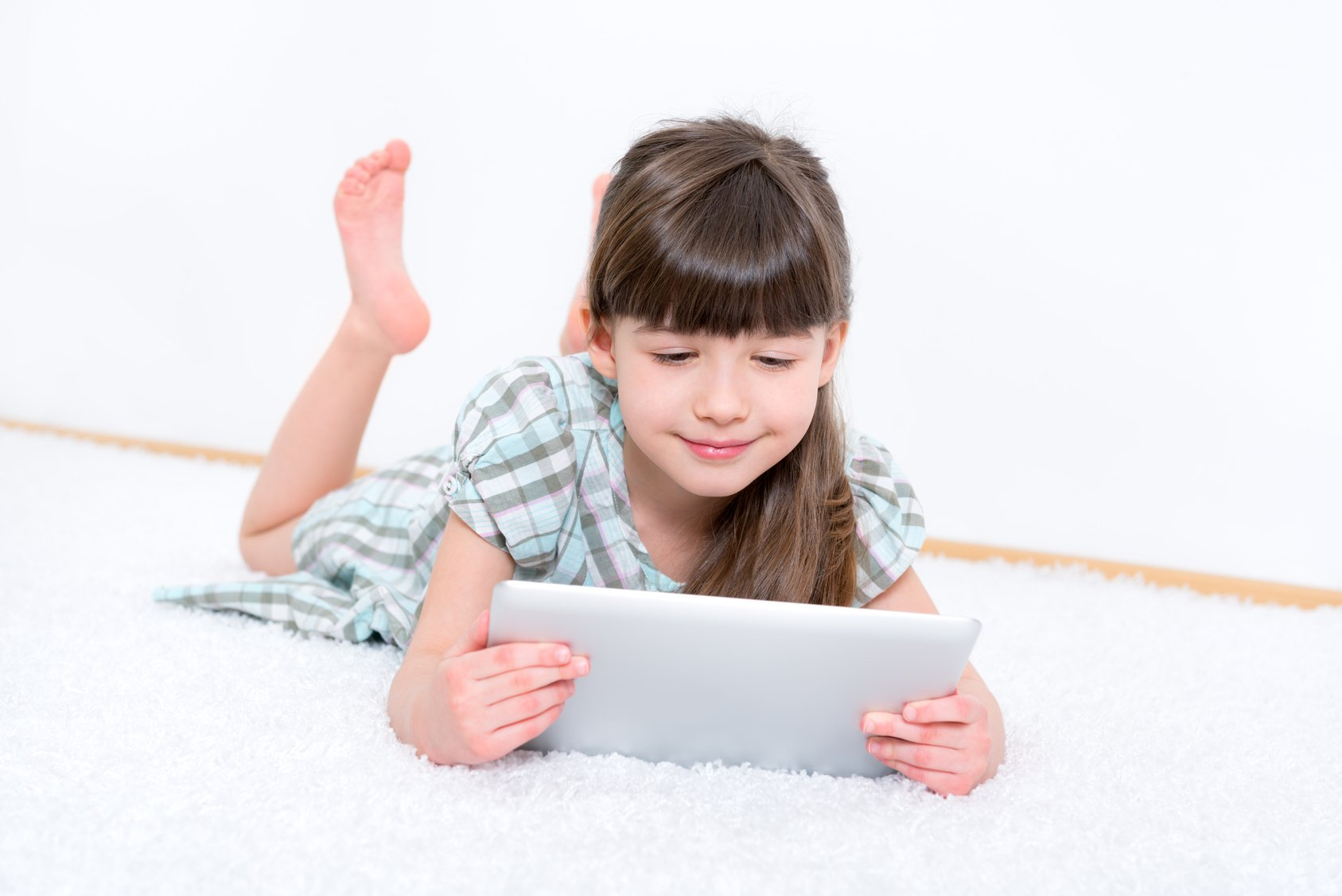 蘋果於2021年5月20日宣佈更新無障礙功能,用戶通過眼睛便可操作iPad。(Fotolia)
