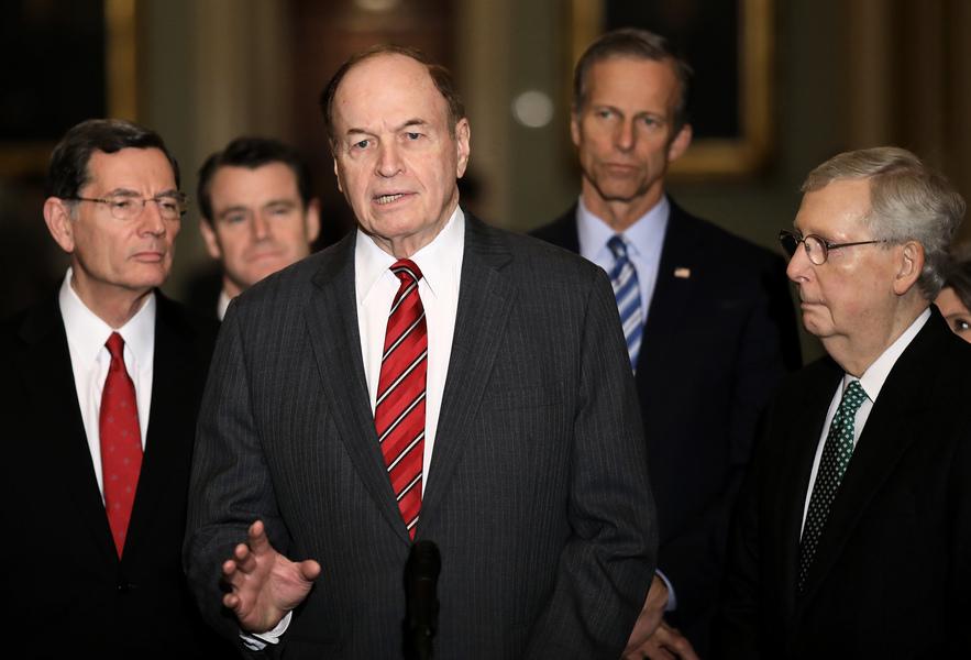 美參院共和黨四號人物宣佈2022年不再連任