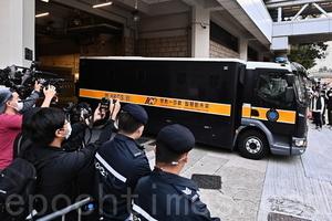 美報告:港區國安法使香港漸失獨立性