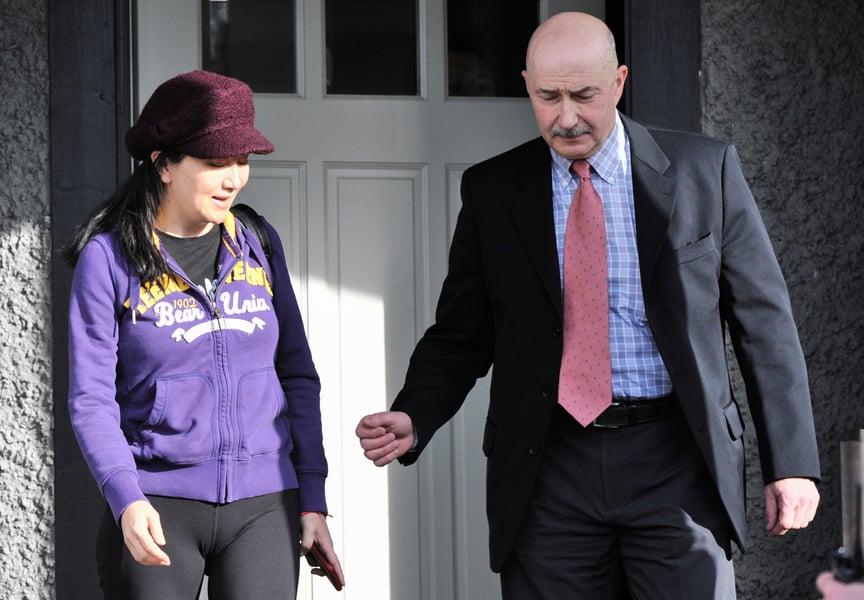 孟晚舟現身加拿大法庭 5月8日再出庭聆訊