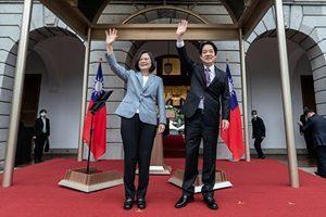 蔡英文就職中華民國總統 加拿大政要祝賀