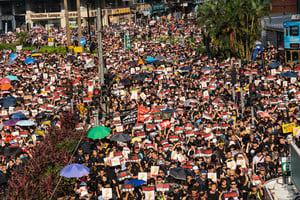 反送中促香港學生赴台灣升學 年增65%