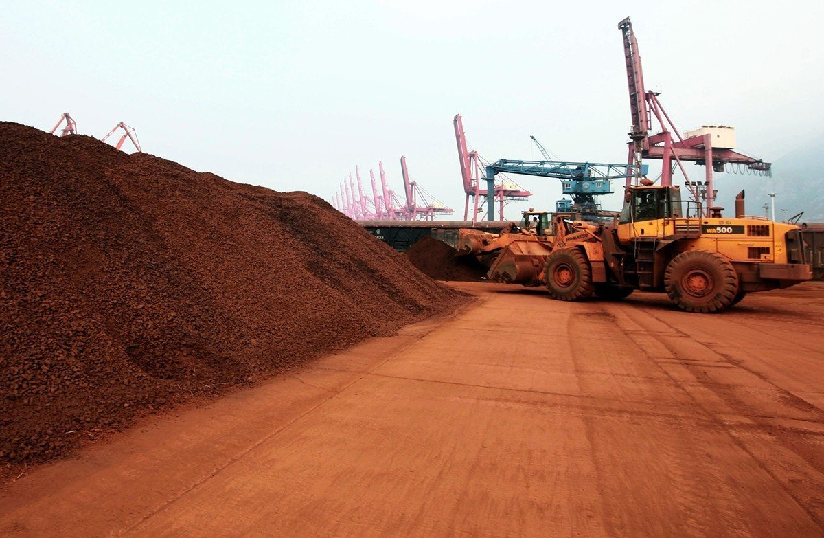 有關專家表示,美國正在加強稀土資源的多邊合作,並加大稀土產品的科研開發。北京的稀土優勢將很快消失。 (STR/AFP/Getty Images)