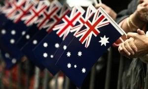 對待中共 大多數澳人希望政府「堅持價值觀」