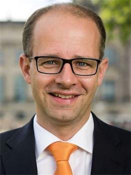 國會議員、基民/基社盟黨團人權事務發言人布蘭特(Michael Brand, MdB, CDU/CSU)。(明慧網)