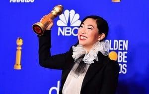 金球獎首位華裔影后 林家珍獲喜劇最佳女主角