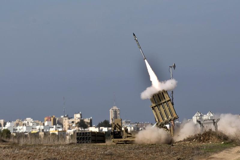 美兩黨議員促防長支持以色列鐵穹系統
