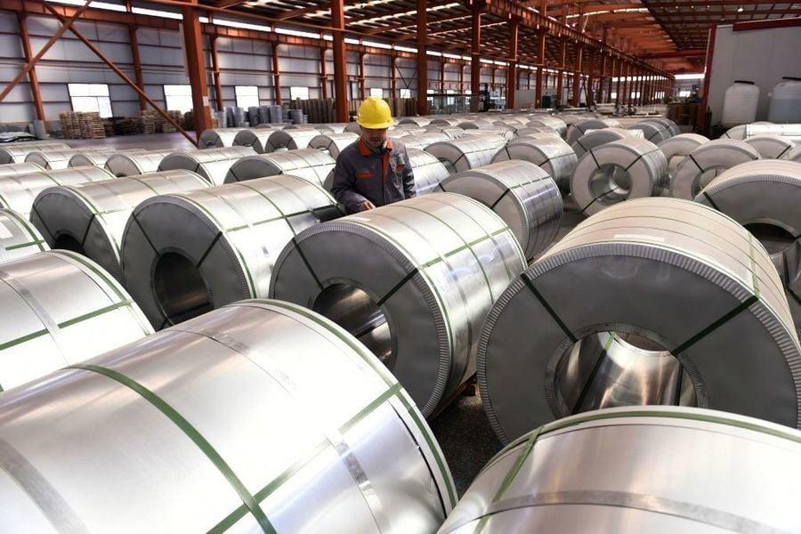 研究:鋼鋁稅未傷害美國經濟 還創造就業