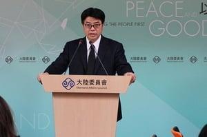 親共港媒在台偷拍 陸委會:加強入境審核