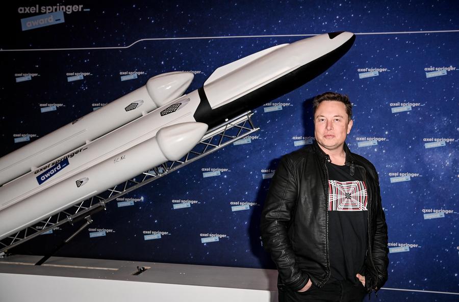 NASA探測木衛二任務 SpaceX獲訂單