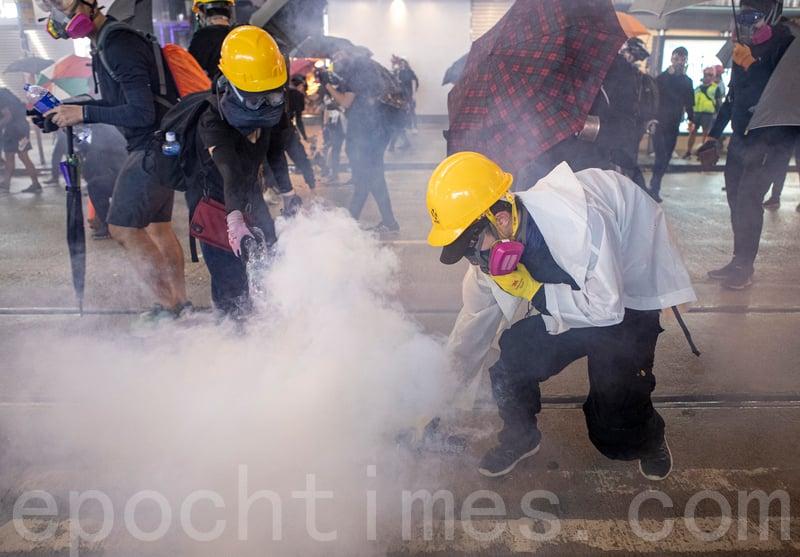 香港抗議者登上彭博最具影響力人物榜