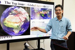 辨識空污主要成份 台遙測PM2.5技術領先全球