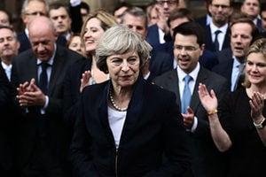 英首相擬早日赴美 特朗普期待親密友誼