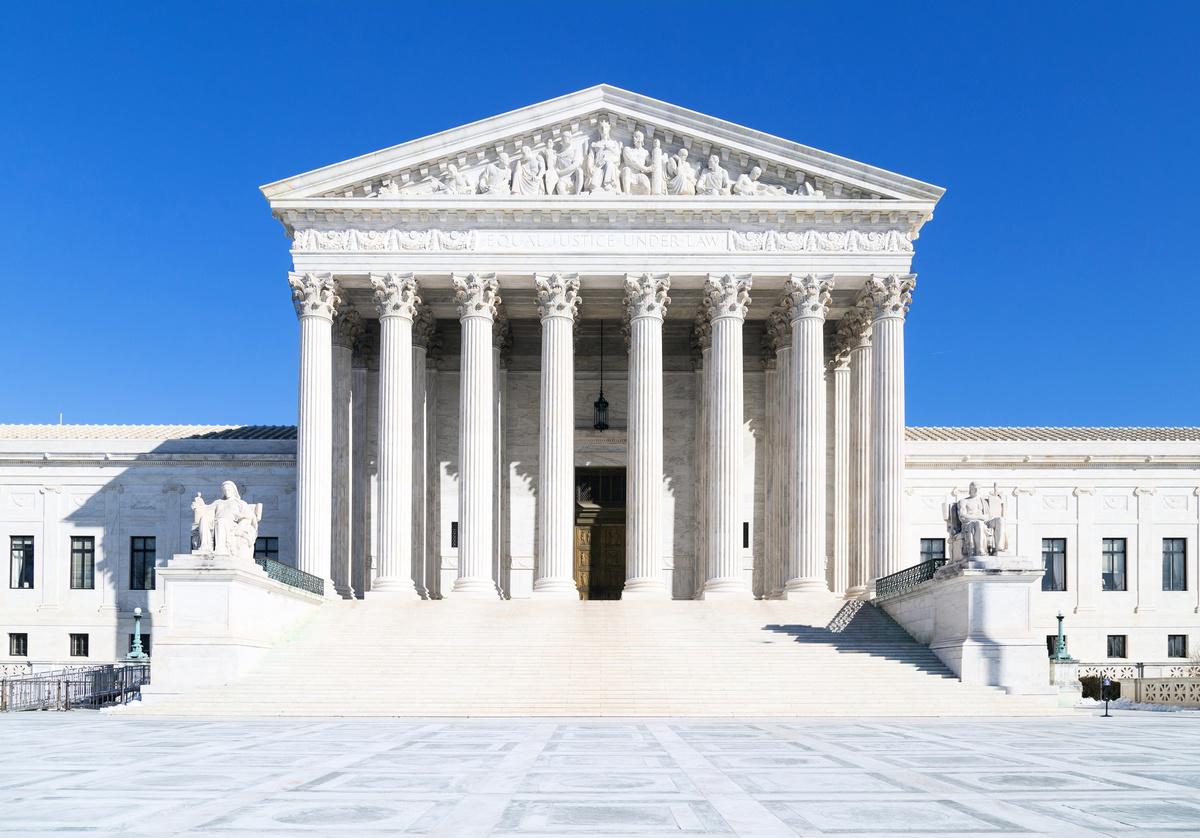 美國的最高法院。(Fotolia)