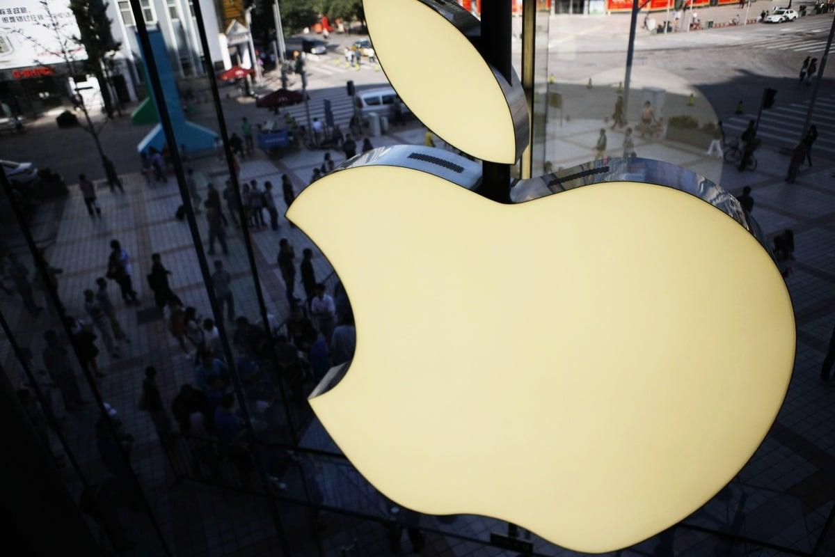 蘋果將在9月15日舉行線上新品發佈會,外界高度期待新款iPhone問世,不過外媒記者在推特發佈消息說,預期發佈會上可能暫時不會推出新iPhone,而以iPad和Apple Watch新品為主。(VCG/VCG via Getty Images)