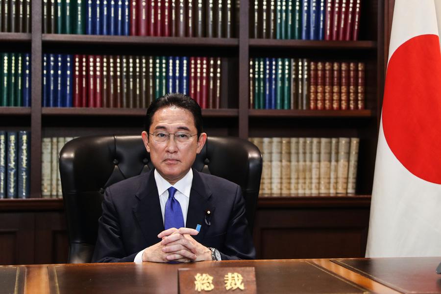 澳總理與日本新首相通話 岸田文雄歡迎澳英美聯盟