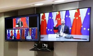 程曉容:歐盟對中共示硬 北京面對更大壓力