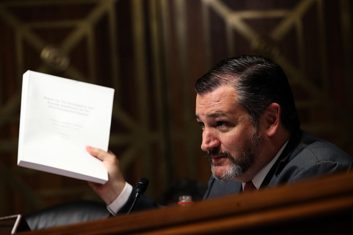 美國參議員克魯茲(Ted Cruz)周二提出法案,希望通過減免稅收等方式鼓勵振興美國稀土產業,減少中共的戰略優勢。(Win McNamee/Getty Images)