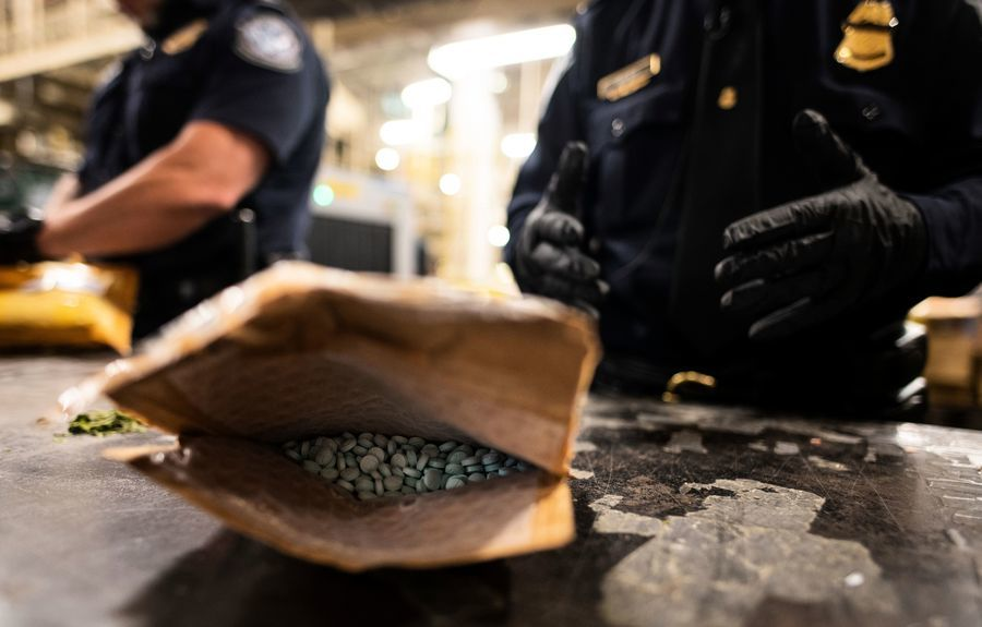 中墨毒販聯盟助長美國致命的芬太尼危機