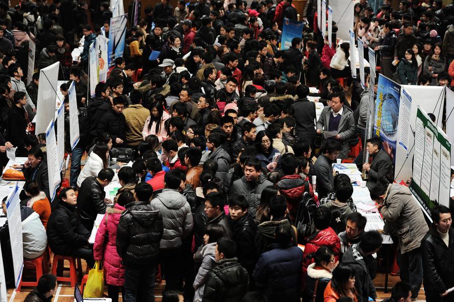 中共出新招穩就業 釋放中國經濟不妙信號