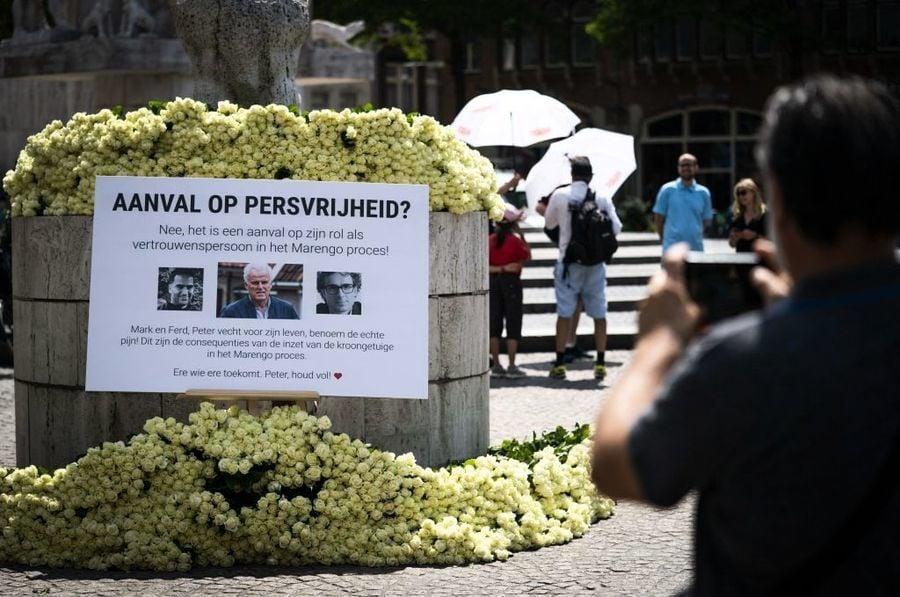 又一記者遇襲 荷蘭記者協會:新聞界悲慘的一年