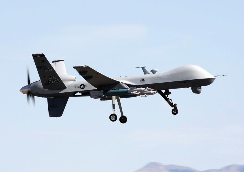 美軍無人機獵殺兩名ISIS-K成員細節曝光