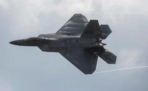 美25架F-22參加亞太軍演 規模空前
