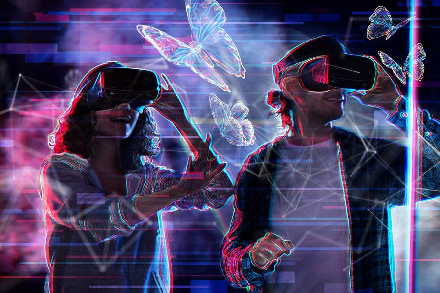 研究發現虛擬現實中時間過得更快