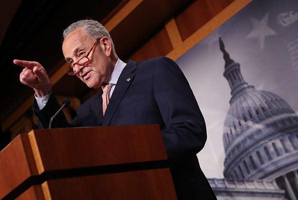 紐約州聯邦參議員要求聯邦政府立即正式宣佈美國進入「公共健康緊急狀態」,防止「中共肺炎」擴散。 (Getty Images)