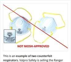 假冒N95口罩全球氾濫 偽劣產品危及公眾健康安全